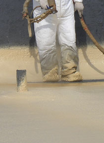 Kitchener Spray Foam Roofing Systems